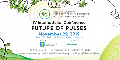 IV International Conference Future of Pulses